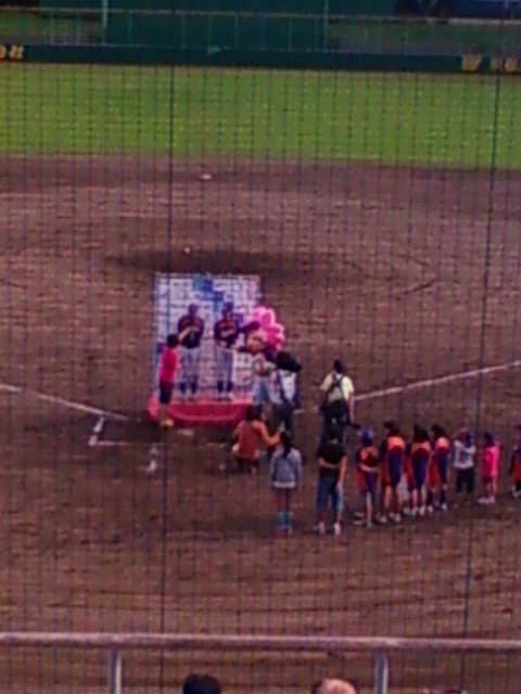 女子プロ野球-後期第16戦-4