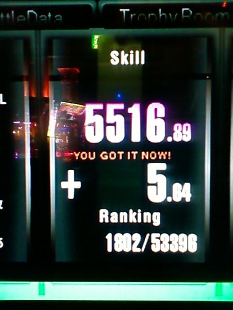 drummania-XG2-skill5500