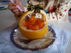 去年のオレンジデー