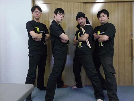 NTT初遠征 (1)