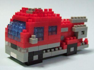 1201消防車1