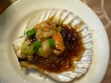 台北夕食2