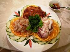 台北2日目夕食1