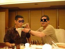 台北2日目夕食10-1