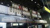 祇園祭カラーな京都駅
