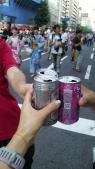 祇園祭で乾杯♪