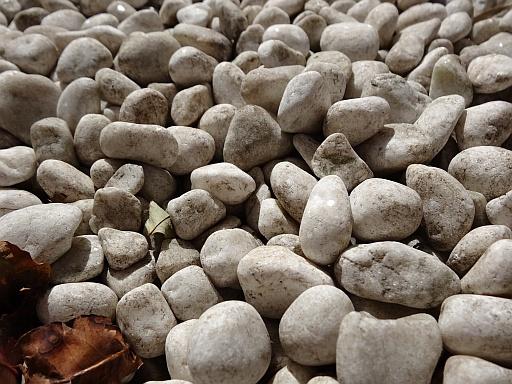 K2.360 ケルヒャーによる小石洗浄
