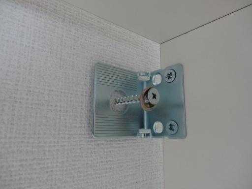 IKEA EXPEDIT シェルフユニット 壁取り付け