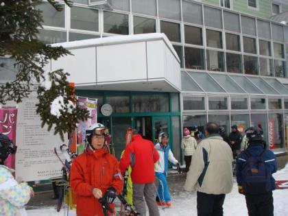 銀嶺会2泊3日奥美濃スキー行6(ホワイトピアたかす・スキー場)