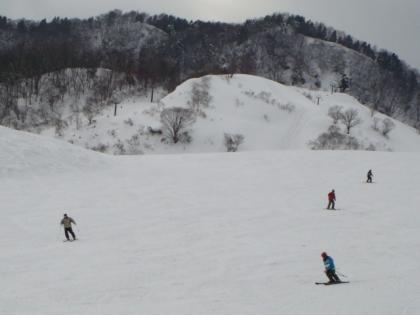 銀嶺会おじろ1泊親睦スキー行