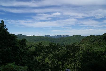 高野山 景色
