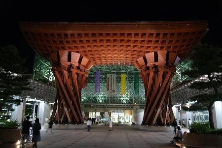 石川 金沢駅前