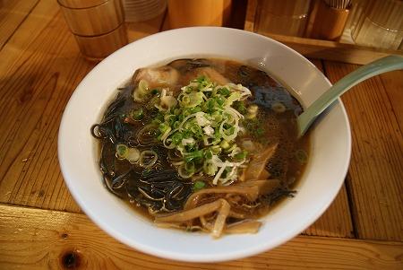 和歌山 黒麺