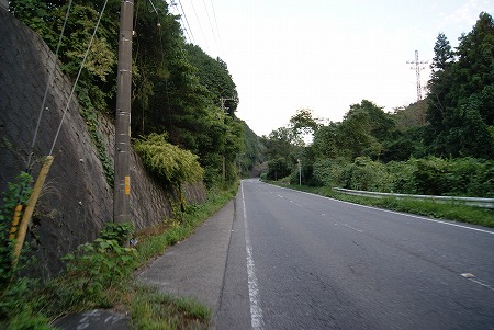 三重 田舎道