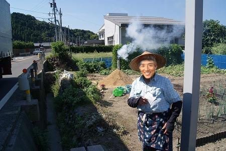 福井 畑のおばちゃん