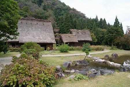 白川郷 民芸園3