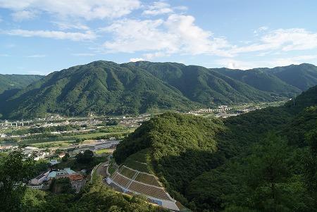 徳島 峠 自然