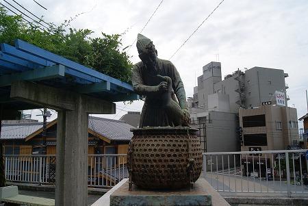 岐阜 鵜飼の象