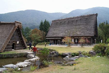 白川郷 民芸園4