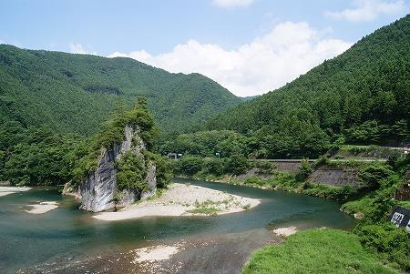 愛媛 きれいな川