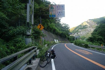徳島 香川県突入