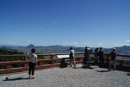 金比羅山 眺め