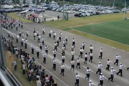 能登 観閲行進5