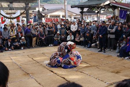 白川郷 どぶろく祭り3