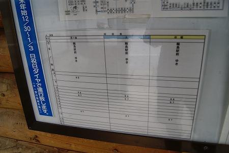 輪島市 時刻表