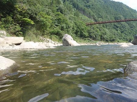 愛媛 川遊び