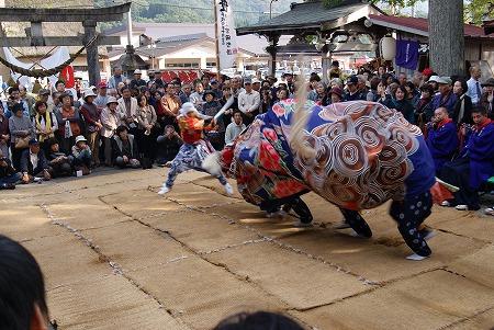 白川郷 どぶろく祭り6