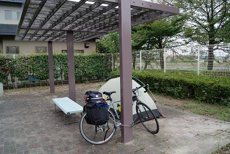 愛知 公園 野宿