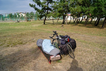 新潟 舞浜公園