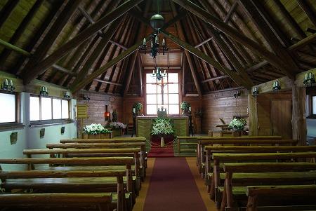軽井沢 聖パウロカトリック教会2