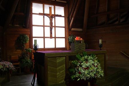 軽井沢 聖パウロカトリック教会3