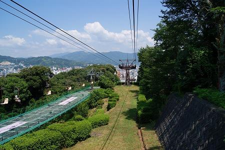 松山 ロープウェイ