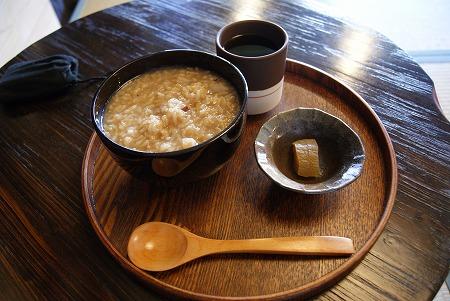 奈良 茶粥