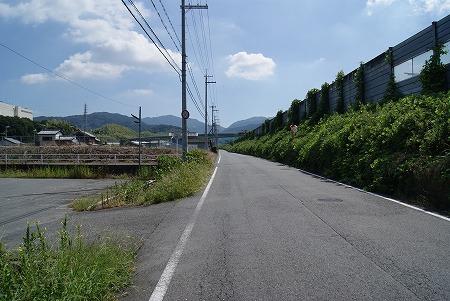 奈良 謎の道