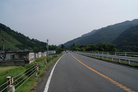 宮崎 田舎道 国道10号