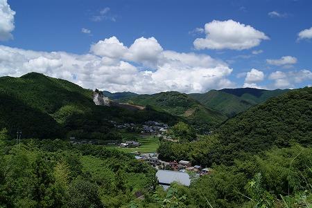 高知 峠の風景1