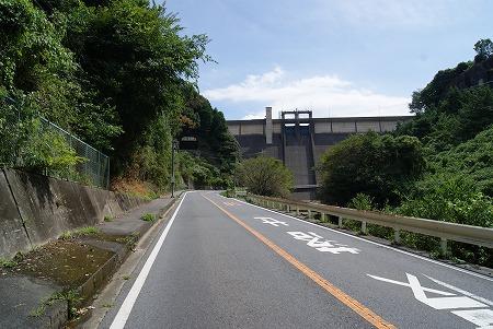 奈良 天理ダム 下