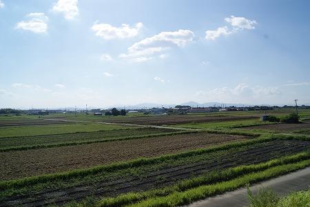 三重 景色 青い空