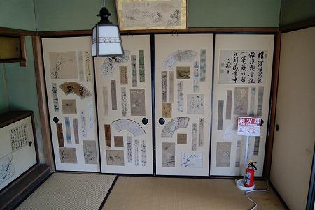 石垣屋 襖