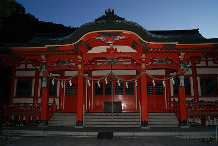 淡嶋神社 神社