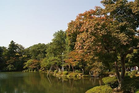金沢 兼六園3