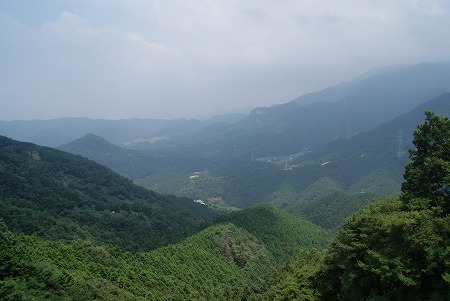 三坂峠 景色