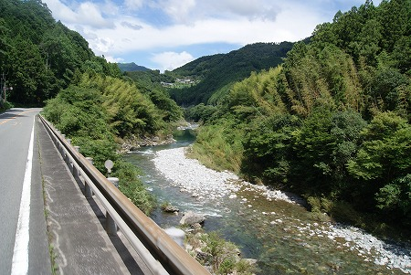 高知 川 自然