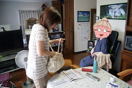 大阪 ばあちゃん 母