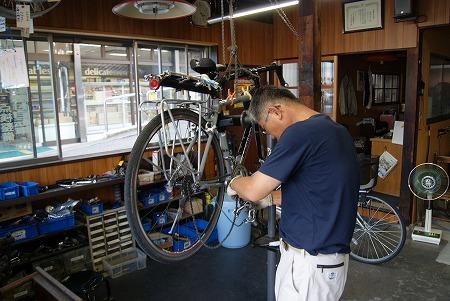 橋本市 自転車屋