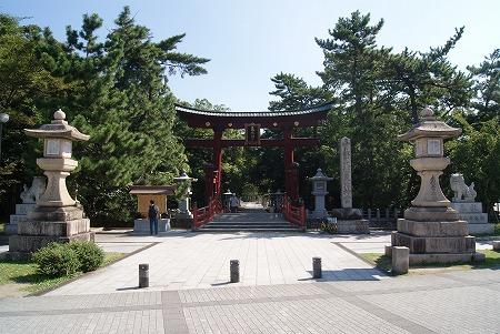 福井県 気比神宮